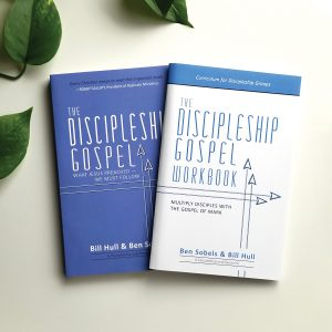 The Discipleship Gospel Book and Workbook